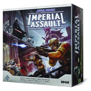 Juegos de mesa de Star Wars - Juego de mesa la guerra de las galaxias - Star Wars - Imperial Assault