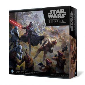 Juegos de mesa de Star Wars - Juego de mesa la guerra de las galaxias - Star Wars Legion