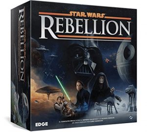 Juegos de mesa de Star Wars - Juego de mesa la guerra de las galaxias - Star Wars Rebellion
