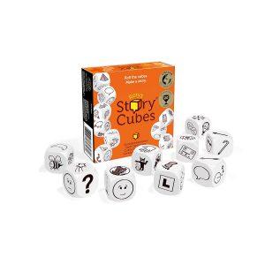 Juego de mesa de bolsillo y de viajes - juego de Story cubes