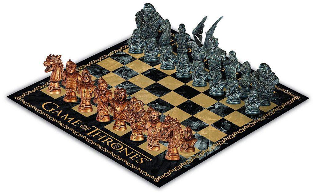 Juegos de mesa de juego de tronos - Tablero de Ajedrez