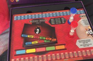 Juegos de mesa de preguntas y respuestas - Tablero de Boom