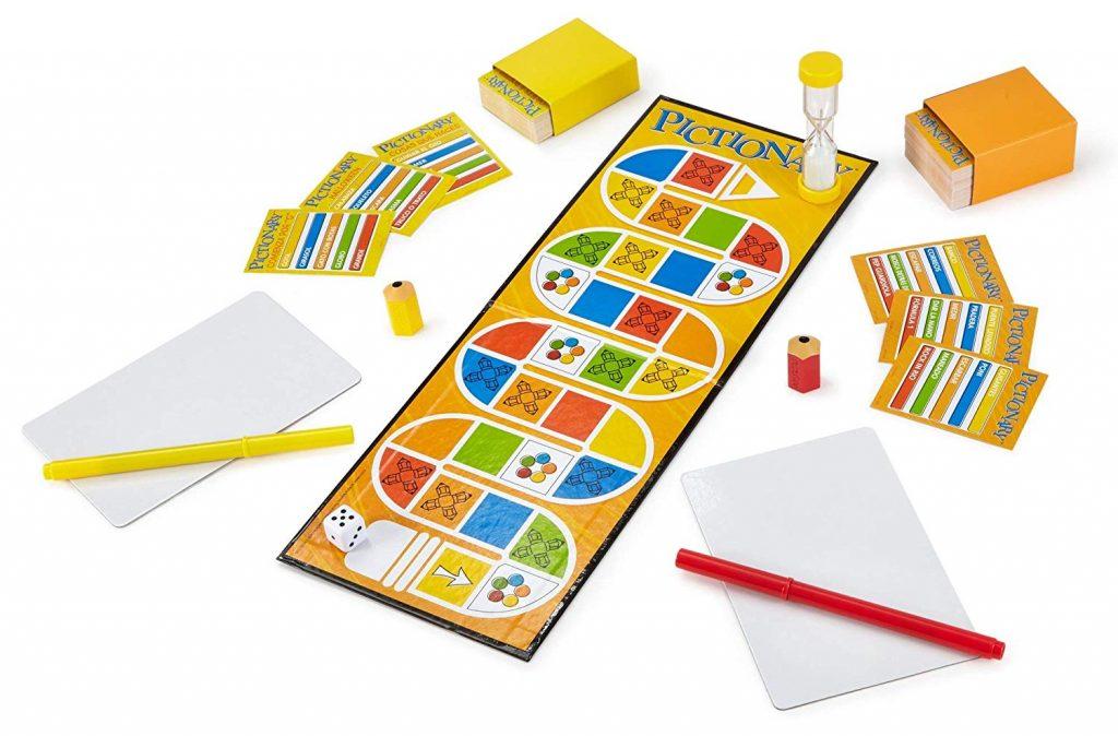 Juego de mesa de habilidad - juego de mesa Pictionary