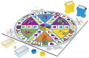 Juegos de mesa del Trivial - Tablero de Trivial Familia