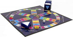 Juegos de mesa del Trivial - Tablero de Trivial Genius