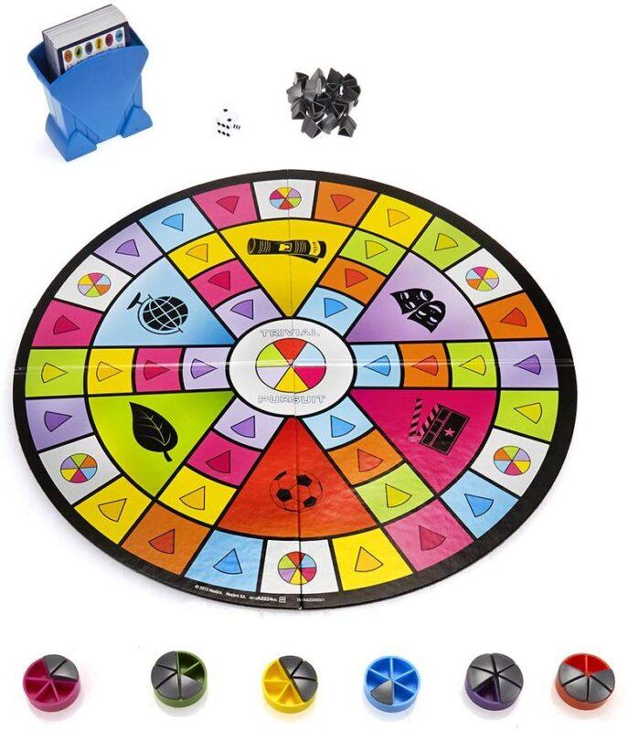 Juegos de mesa del Trivial - Tablero de Trivial Party