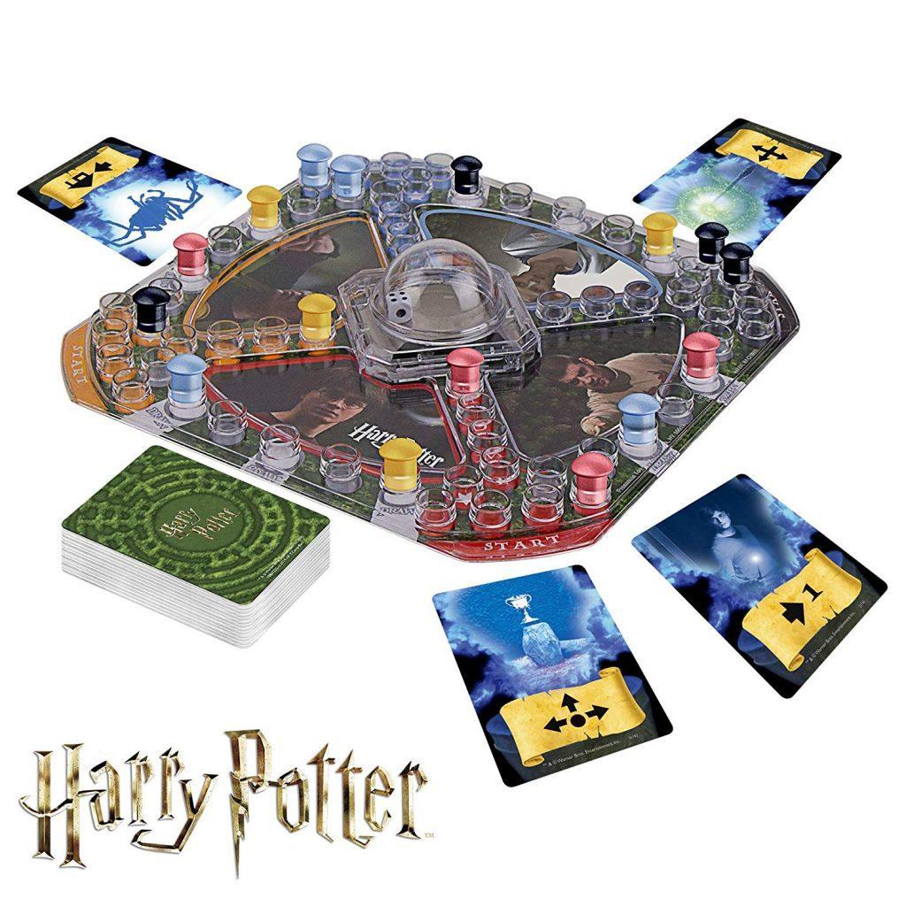 Juegos de Mesa de Harry Potter - Juego de juego de los 3 magos
