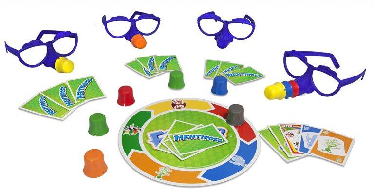 Juegos de mesa para niños - Juego de mesa de Tablero mentiroso