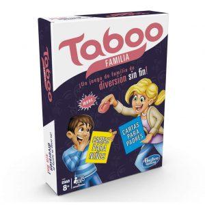 Juegos de mesa para niños - Juego de mesa de Taboo familia
