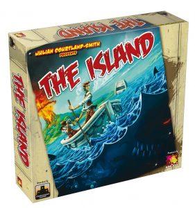 Los mejores juegos de mesa del mundo - juego de mesa The island