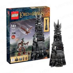 Sets de Lego de construcción del señor de los anillos - Lego de la Torre de Orthanc