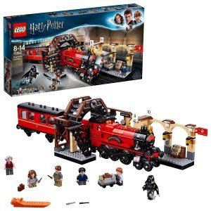 Sets de Lego de construcción de Harry Potter - Lego Tren a Hogwarts