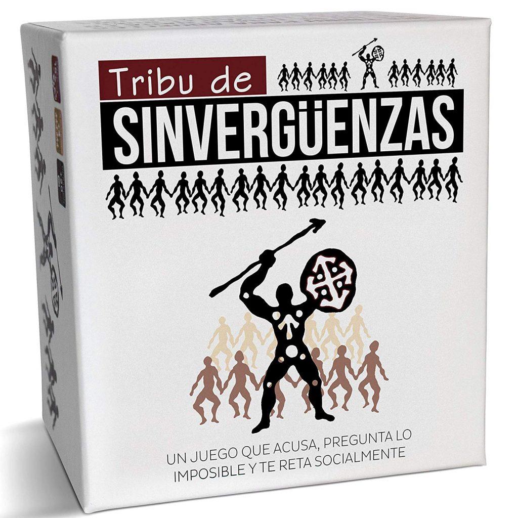 Juegos de mesa de adultos - juego +18 - juego de Tribu de Sinvergüenzas