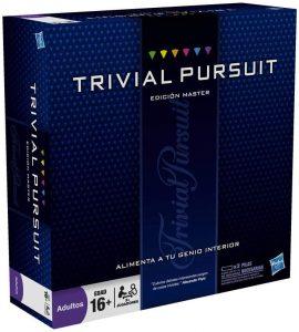 Juegos de mesa de preguntas y respuestas del Trivial - Trivial Pursuit Edición Masters