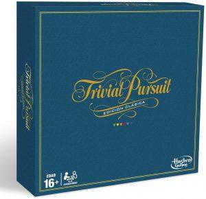 Juegos de mesa de preguntas y respuestas del Trivial - Trivial Pursuit Edición clásica