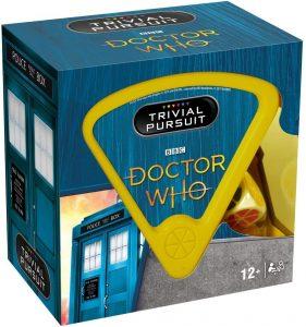 Trivial Pursuit de Doctor Who en inglés - Juegos de mesa de Trivial Pursuit - Los mejores juegos de mesa de Trivial temáticos