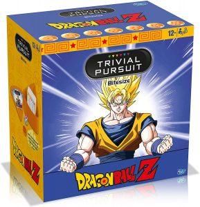 Trivial Pursuit de Dragon Ball z - Juegos de mesa de Trivial Pursuit - Los mejores juegos de mesa de Trivial temáticos