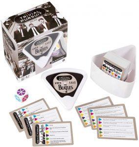 Trivial Pursuit de Los Beatles en inglés - Juegos de mesa de Trivial Pursuit - Los mejores juegos de mesa de Trivial temáticos
