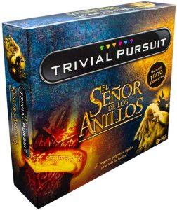 Trivial Pursuit de Señor de los Anillos - Juegos de mesa de Trivial Pursuit - Los mejores juegos de mesa de Trivial temáticos