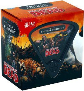Trivial Pursuit de The Walking Dead en inglés - Juegos de mesa de Trivial Pursuit - Los mejores juegos de mesa de Trivial temáticos