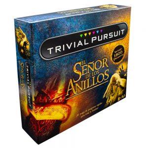 Juegos de mesa del señor de los anillos - Juego de Trivial Pursuit del Señor de los anillos