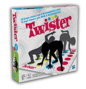 Los mejores juegos de mesa del mundo - juego de mesa Twister