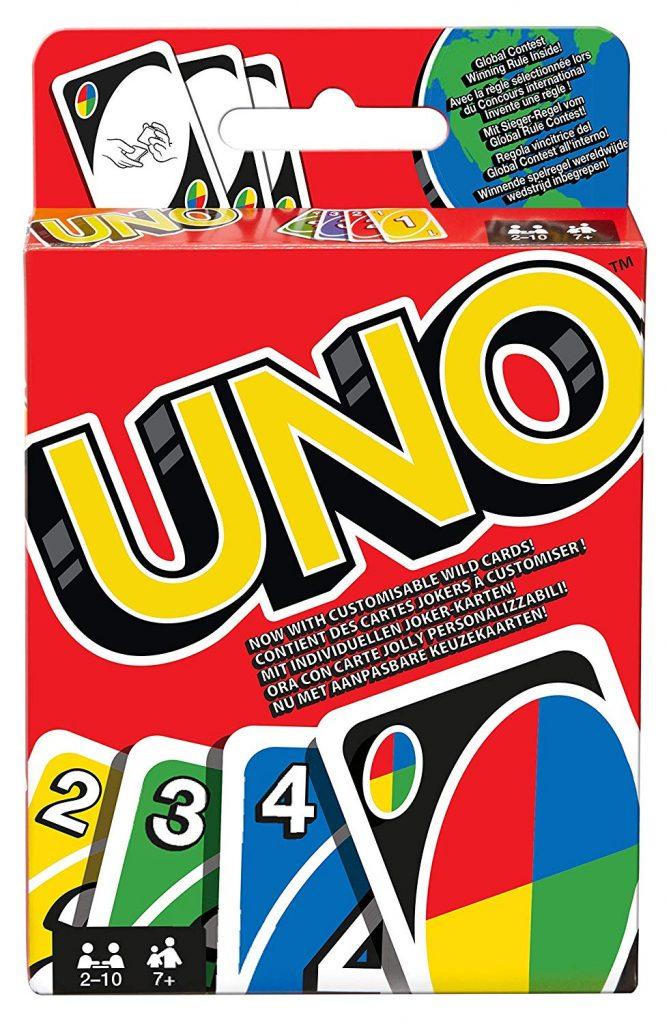Juegos de cartas - Juego Uno