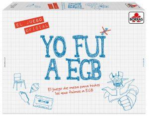 Los mejores juegos de mesa del mundo - juego de mesa Yo fui a EGB