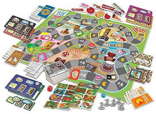 Los mejores juegos de mesa del mundo - juego de mesa Yo fui a EGB tablero