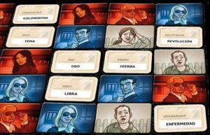 Los mejores juegos de mesa del mundo - juego de mesa código secreto