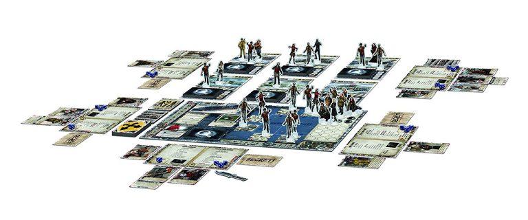 Los mejores juegos de mesa del mundo - juego de mesa Dead of the winter - juego de mesa
