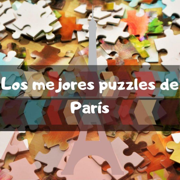 Lee más sobre el artículo Los mejores puzzles de París