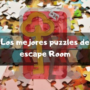 los mejores puzzles de escape room de Amazon