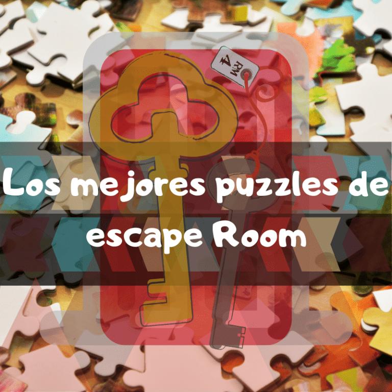 Los mejores puzzles de Escape Room