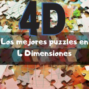 los mejores puzzles en 4D - Puzzles en 4 dimensiones