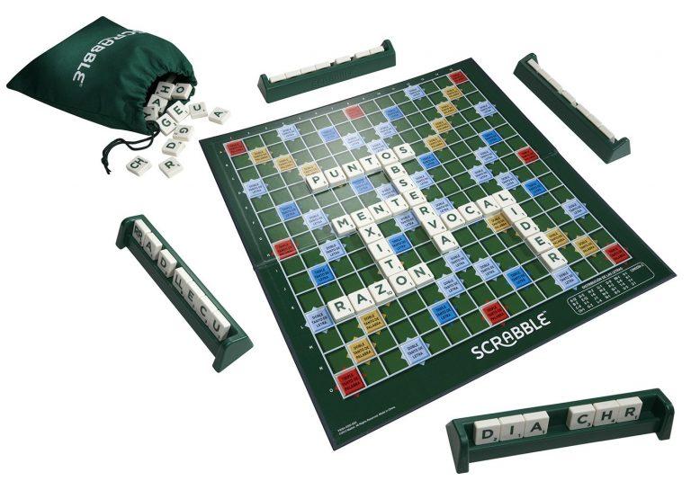 Los mejores juegos de mesa del mundo - juego de mesa scrabble tablero