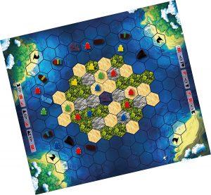 Los mejores juegos de mesa del mundo - juego de mesa tablero the island