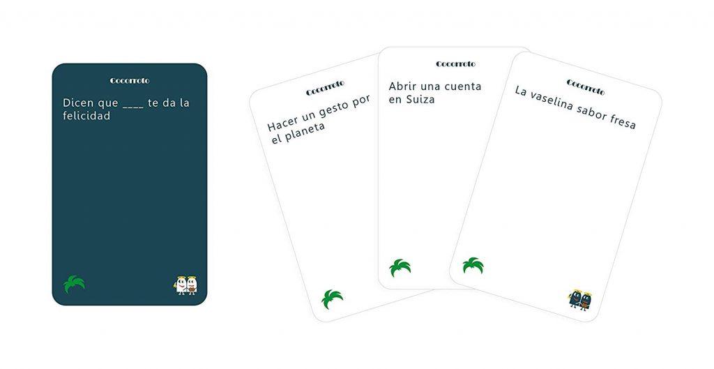 Juegos de mesa de adultos - juego +18 de completar