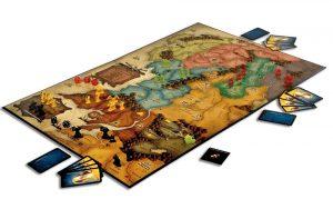 Juegos de mesa de Risk - Versiones del risk - tablero Risk del Señor de los Anillos