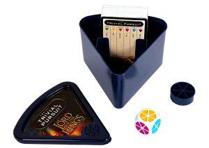 Los mejores juegos de mesa del mundo - juego de mesa tablero señor de los anillos