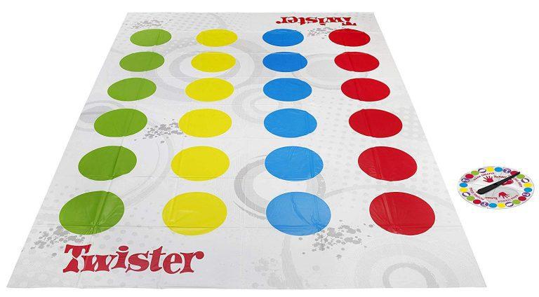 Los mejores juegos de mesa del mundo - juego de mesa tablero twister