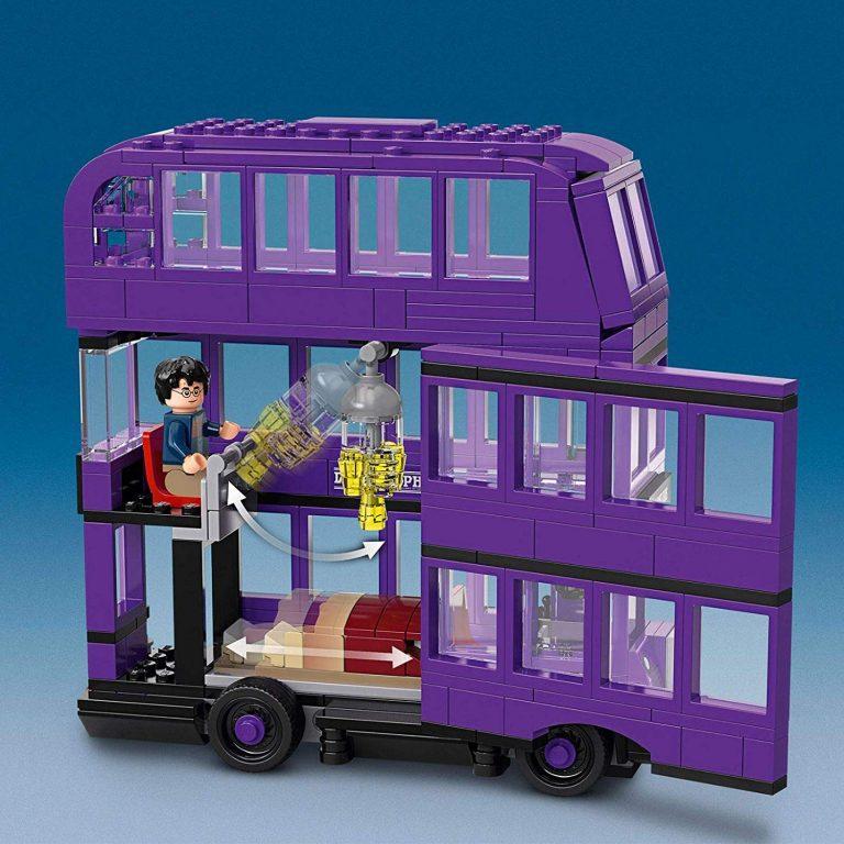 Sets de Lego de juguetes de construcción de Harry Potter - Lego Autobus hecho