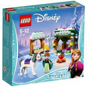 Sets de Lego de juguetes de construcción de Frozen - Lego Aventura en la nieve