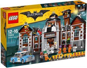 Sets de Lego de juguetes de construcción de Batman de la legopelícula de Batman - Batman Arkham Asylum