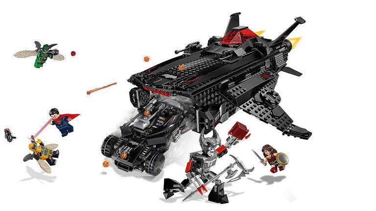 Sets de Lego de juguetes de construcción de Batman - Batman la liga de la justicia 2