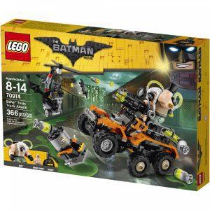 Sets de Lego de juguetes de construcción de Batman de la legopelícula de Batman - lego Batman vs Bane