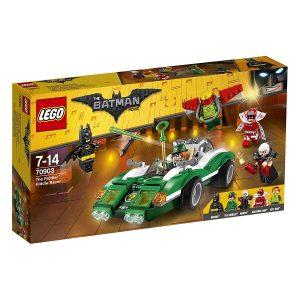 Sets de Lego de juguetes de construcción de Batman de la legopelícula de Batman - Batman vs Enigma