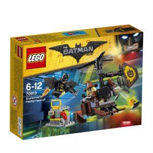 Sets de Lego de juguetes de construcción de Batman de la legopelícula de Batman - Lego Batman vs Espantapajaros