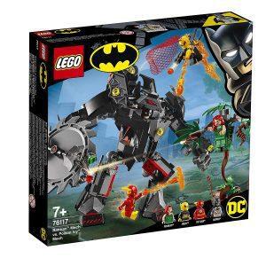 Sets de Lego de juguetes de construcción de Batman - Batman vs Hiedra Venenosa