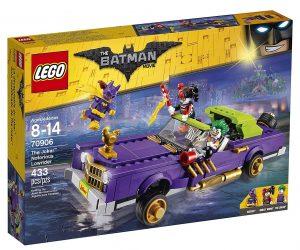Sets de Lego de juguetes de construcción de Batman de la legopelícula de Batman - Lego Batman vs Joker